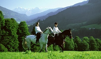 Reitsport in Kitzbühel