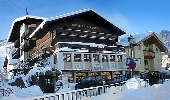 Winter holidays at Kitzbühel